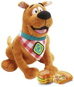 Scooby Doo Snack Attack Scooby Interactive Plush £8.99 Delivered @ Argos / eBay