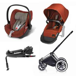 Priam 2-in-1 Travel System with car seat for £500 @ Natural baby shower