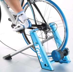 Tacx Blue Matic Folding Bike Bicycle Cycling Indoor Magnetic Resistance Trainer £76.50 w/code delivered @ Halfords / eBay