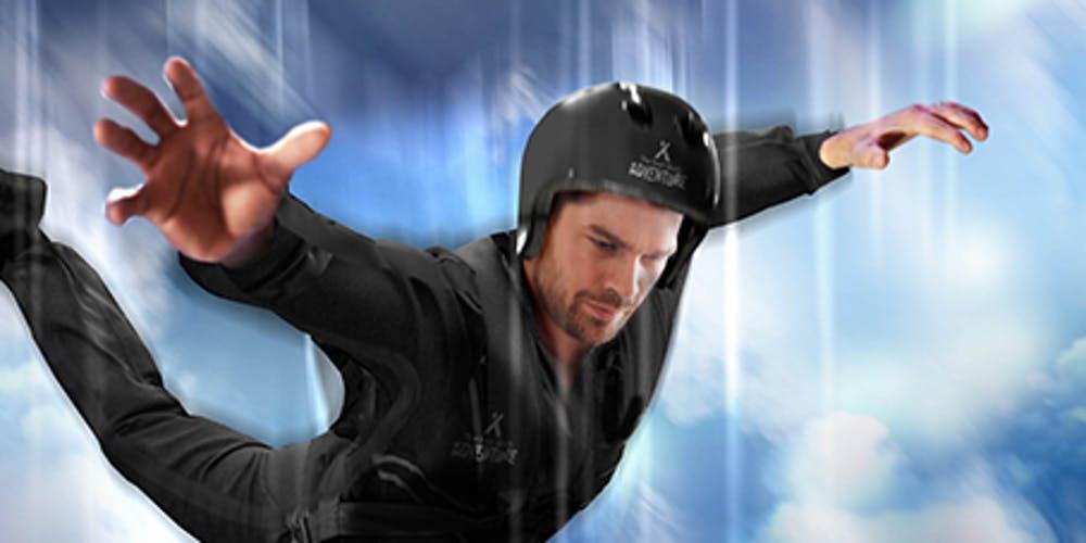 FREE Indoor Skydiving @ Bear Grylls Adventure, Birmingham (Several Dates)