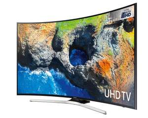 SAMSUNG UE65MU6220 65 inch Smart 4K Ultra HD HDR Curved TV £749 w/code @ Crampton and Moore ebay (newer model in description)