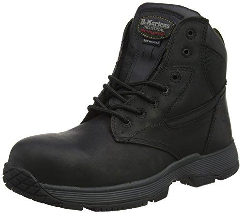 Dr. Martens Unisex Adults' Corvid S1P Safety Shoes, Black (Black 001), 8 42 EU £35.60 @ Amazon
