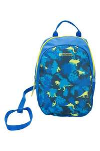 Junior Dino Walker BackpackNow£4.99Was £17.99 Save 72% £4.99 @ Mountain warehouse