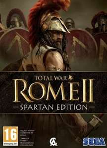 Total War: Rome II Spartan Edition - £11.22 @ Instant Gaming