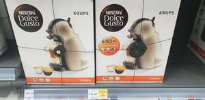 NESCAFE Dolce Gusto Piccolo Manual Coffee Machine by Krups £25.28 @ Tesco Extra