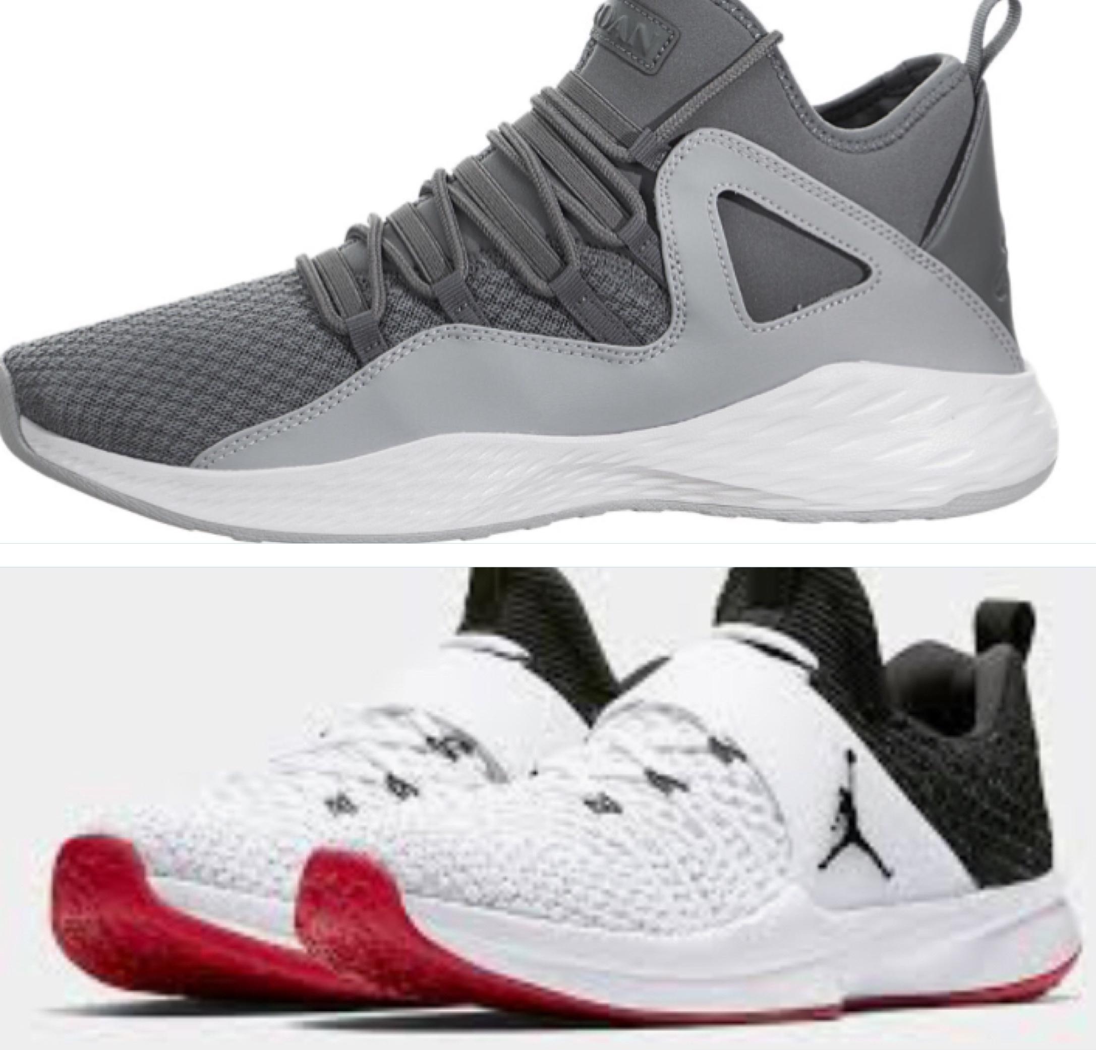 Adult Nike Jordan 23 Lows / Jordan trainers 2 Flyknit only £30 Nike Clearance Castleford