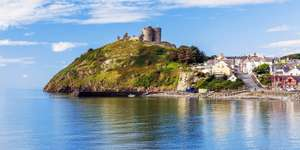 2-night North Wales (18th Century - The Lion Hotel Criccieth) seaside break with full Welsh breakfast, for two only £98 per couple for two nights @ TravelZoo (1 night stay is £59 per couple)