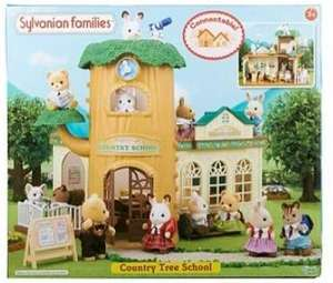 Sylvanian Families Country Tree School £29.26 Delivered @ jacinabox