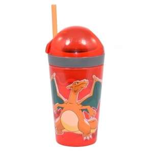 Pokemon Charizard 10OZ Zaksnak Tumbler only £1.89 delivered @ Internet Gift Store