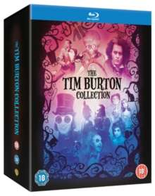 The Tim Burton 8 Film Collection [Blu-ray] £11.85 delivered @ Hive [Batman, Mars Attacks, Beetlejuice, Corpse Bride + more]