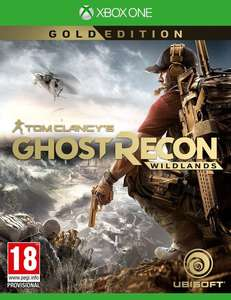 Ghost Recon: Wildlands (Gold Edition) Xbox One £19.99 delivered @ Coolshop