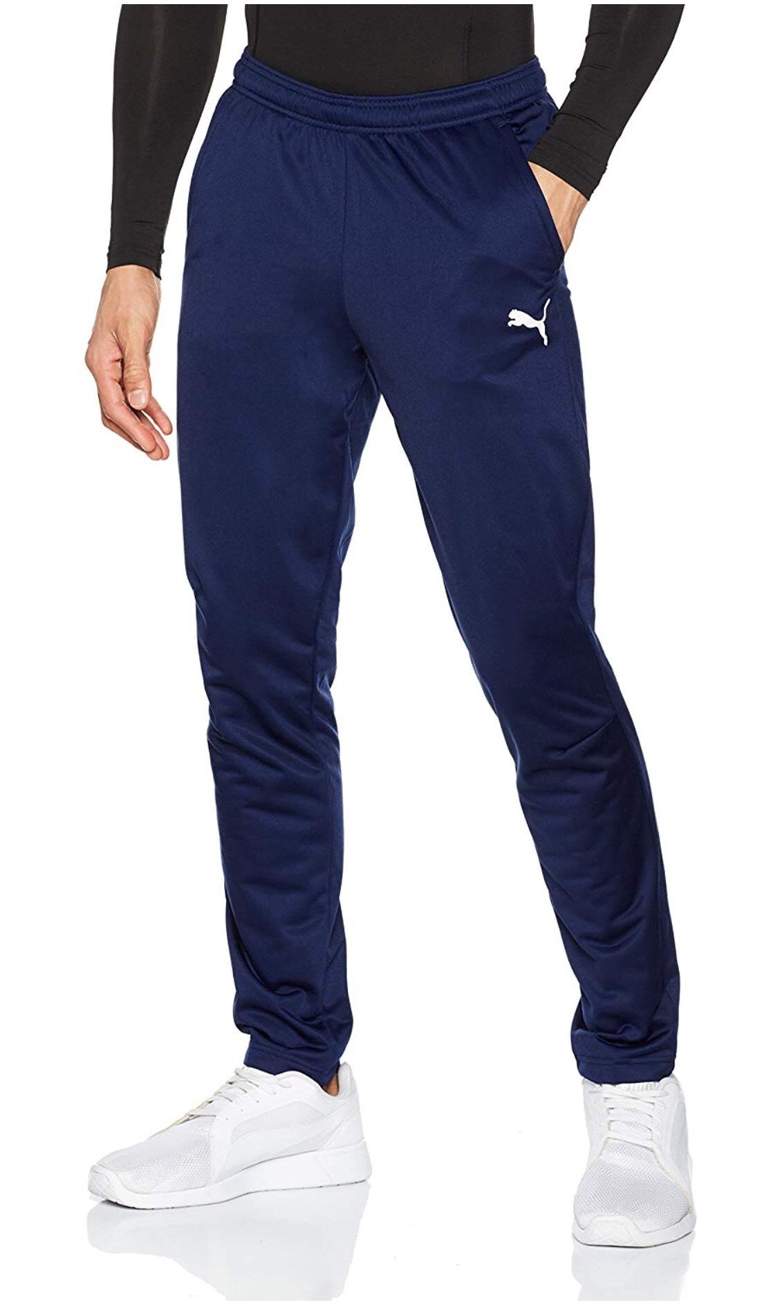 Puma Liga Training Core Pants - Peacoat White, X-Large £6.50 @ Amazon. (Free Prime Delivery or £4.99 non-Prime)