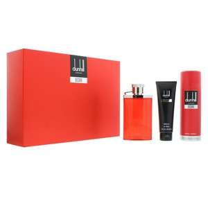 Dunhill Desire Red gift set £26.25 + £3.99 delivery at ClearChemist