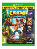 Crash Bandicoot N.Sane Trilogy only £24.99 (Xbox one & PS4) @ GAME