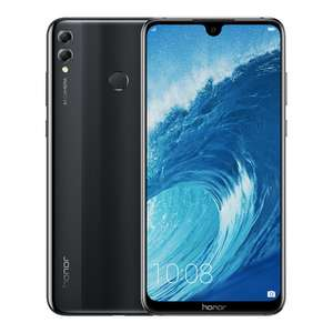 HUAWEI Honor 8X Max 7.12 Inch 4G LTE Smartphone Snapdragon 636 4GB 128GB 16.0MP+2.0MP Dual Rear Cameras Android 8.1 Touch ID Fast Charge 5000mAh - Black £245 @ Geekbuying