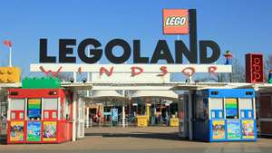 Kids go free at Legoland - 2 day entry, hotel stay with breakfast & kids goody bag from £129 2 adults & 2 kids / £139 at half term @ Legoland Holidays