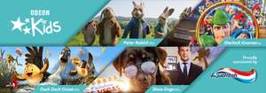 ODEON kids movies - £2.50 Saturday and Sunday mornings
