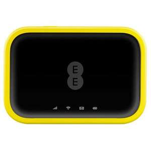 4GEE WiFi Mobile Broadband - 30GB for £20PM / 50GB for £30 (Includes device - 24 month contract ) using code @ EE