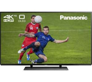 "PANASONIC TX-55EZ952B 55"" Smart 4K Ultra HD HDR OLED TV £1199.97  Currys"