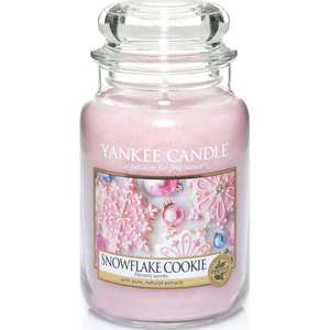Yankee Candle Snowflake Cookie (also other fragrances) Large Jar £12 + £1.99 delivery @ house of Harris