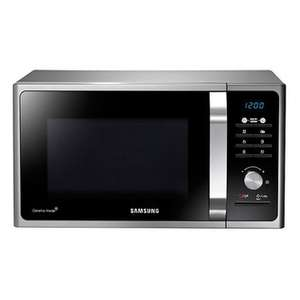 SAMSUNG MS23F301TAS Compact Microwave Oven in Silver, 23L 800W £64.99 @ SONIC DIRECT
