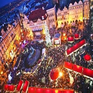 European Christmas Markets: 2 or 3 Nights in a Choice of Cities with Flights from £67.15pp w./code @ Groupon