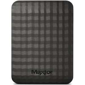 Maxtor 4TB USB 3.0 portable hard drive for PC, XBOX ONE + PS4. 3 year warranty, free delivery £85.61 @ Amazon