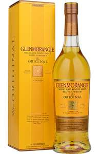 Glenmorangie 10 Year Old Original Malt Whisky 70cl - Morrisons - £26