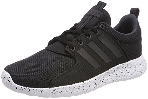 adidas Men's Cloudfoam Lite Racer Low-Top Sneakers, Black (Core Black/Carbon/Footwear White), 9 UK 43 1/3 EU (B0753GXXPB) @ Amazon