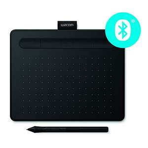Wacom Intuos Pen Tablet in Black (Size: S) / Incl. Wacom Intuos Stylus & Bluetooth connectivity at Amazon for £61.75 - Note this is the Bluetooth version