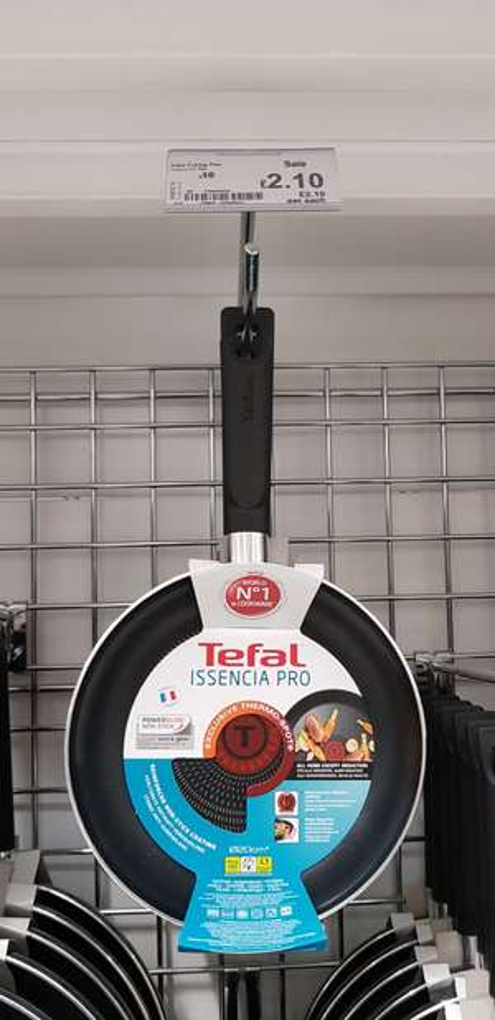 Tefal 20cm frying pan £2.10 @ Asda - Bournmouth