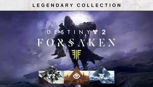 [CD-Keys | EU Battle.Net] Destiny 2 Forsaken - Legendary Collection Base Game + ALL DLC (£33.99 OR £32.29 After 5% FB Key)