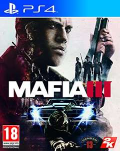 Mafia 3 PS4 @ Game. Instore and online - £4.99 Pre Owned