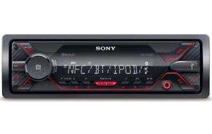 Sony DSX-A410BT Car Stereo w/  Bluetooth Connection / USB / iPod / Voice Control £55.80 @ Halfords (Free C&C)