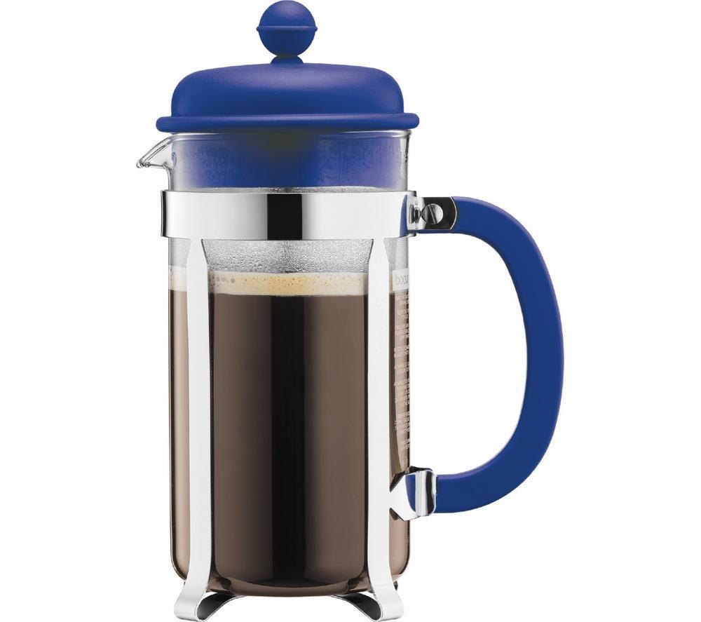 BODUM Caffetteria 1918-528 Coffee Maker - Blue -  £5.97 C&C @ Currys