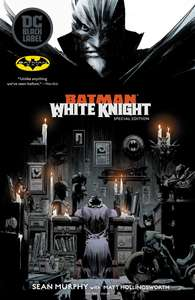 Comixology - Batman: White Knight #1 and Batman: Li'l Gotham #1 digital comics - Free