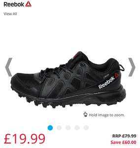 Reebok Les Mills Sawcut 4.0 GORE-TEX walking shoes Women's £19.99 @ M&M Direct plus £4.99 p&p Mens £26.99