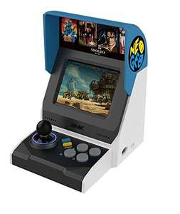 Neo Geo Mini international version - get it earlier and cheaper - Pre Order - £106.37 @ Amazon US