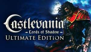 [Steam] CASTLEVANIA: LORDS OF SHADOW – ULTIMATE EDITION [75% off] @ humble bundle - £2.91