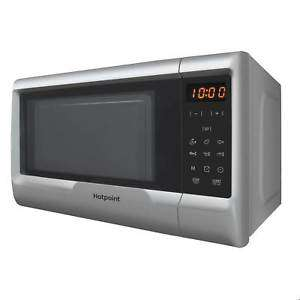 Hotpoint MWH 2031 MSO MyLine 20L 700W 8 Programmes Microwave Oven in Silver £49.49 w/code @ Co-Op ebay