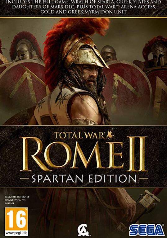 Total War Rome II - Spartan Edition (STEAM) - price got even better - £10.39