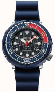 Seiko Mens  Solar Padi Tuna. watch £289.52 with code at First Class Watches