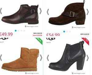 Big Discounts on UGG boots up to 65% off @ M&M Direct loads of styles sizes