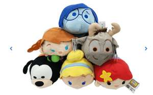 Disney Tsum Tsum 30cm Soft Toy Lots of characters £5 @ the entertainer (free c&c with £10 spend)