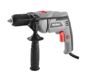 5 Day Deals - Wickes 18V 1.3Ah Li-Ion Cordless Combi Drill was £50 now £35 / Wickes Hammer Drill 230-240V - 710W was £39.99 now £20 C+C @ Wickes - more in OP