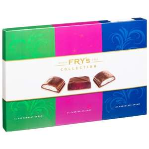 Fry's Chocolate Collection 249g £1.89 - B&M