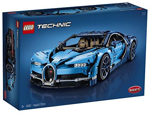 LEGO 42083 Technic Bugatti Chiron - £ 247.49 @ Amazon