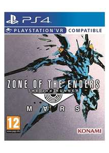 Zone of The Enders The 2nd Runner Mars (PS4/PSVR) £19.85 Delivered @ Base