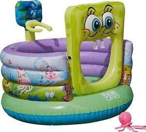 SpongeBob SquarePants Bouncer (suitable for indoor / outdoor use) £16.99 Delivered @ Argos / eBay