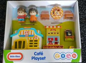 Little Tikes cafe playset £1 at Asda instore